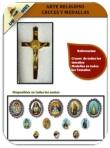 medallas y cristos